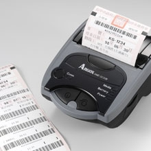 Argox mobile label printer