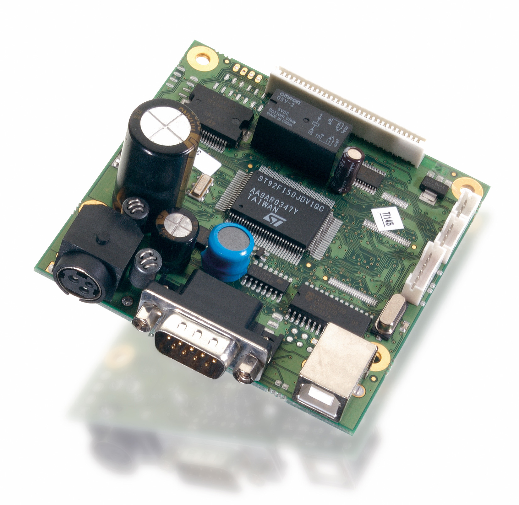 Compact II interface board