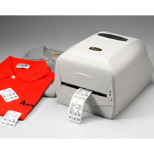 CP2140 Compact label printer