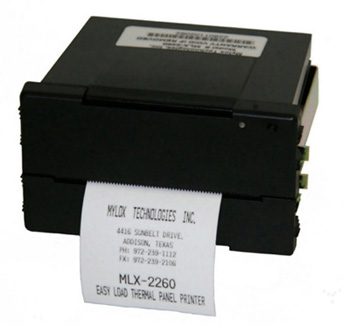 MLX2260 Thermal Panel Printer