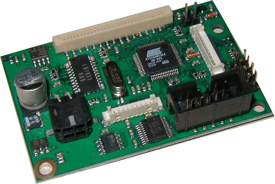 MLX608 Interface Board