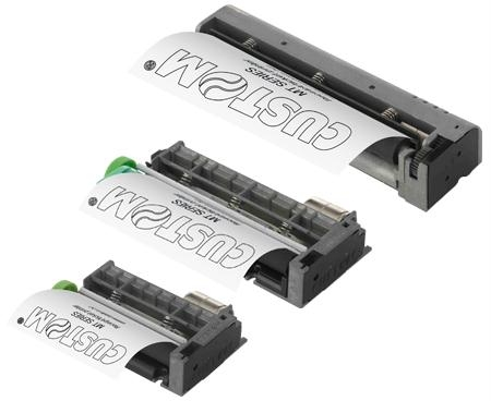 MT Series Thermal Printing Mechanisms