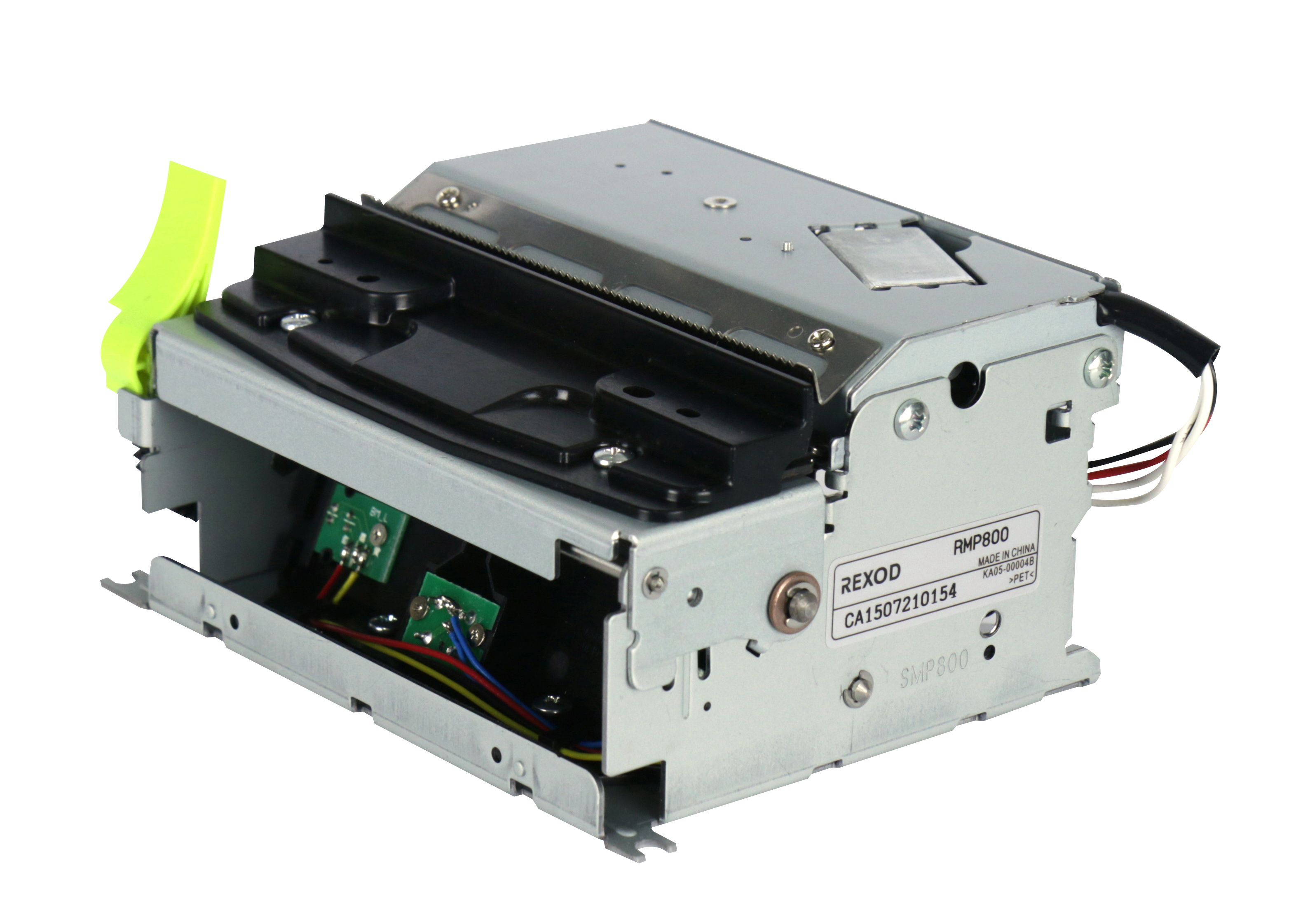 RMP800 series kiosk mechanism