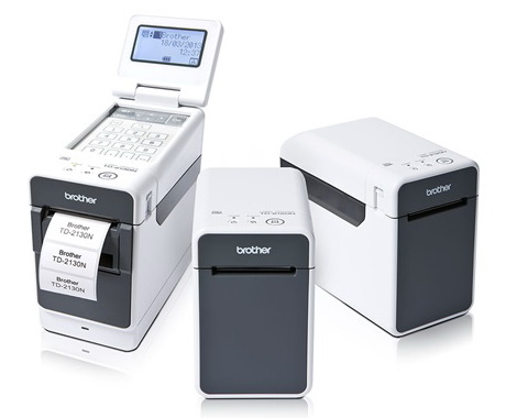Brother TD Series Standalone label printers