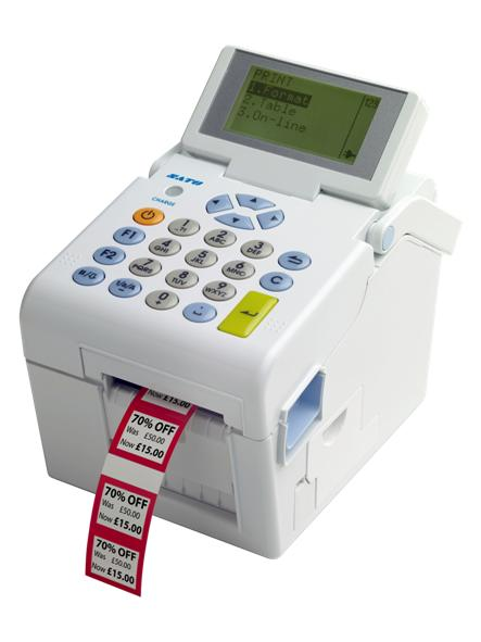 SATO TH2 Standalone label printer